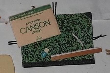 Achat : Magnet canson  (Autres objets décoratifs) - Autres objets décoratifs neuf et d'occasion - Achat et vente