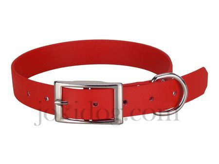 Achat : Collier biothane beta 25 x 60 cm rouge - jokidog  (Colliers pour chiens) - Colliers pour chiens neuf et d'occasion - Achat et vente
