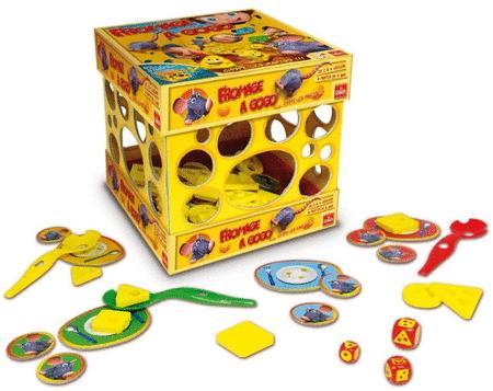 Achat : Ratatouille fromage a gogo jeux de société (neuf)  (Jeux de mémo) - Jeux de mémo neuf et d'occasion - Achat et vente