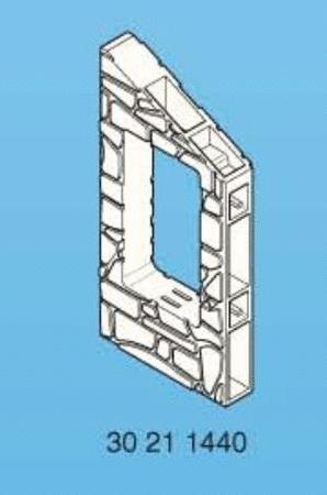 Achat : Playmobil mur 60x120 sous pente pour fenêtre  (Playmobil & play-big) - Playmobil & play-big neuf et d'occasion - Achat et vente
