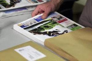 Agent de traitement de courrier