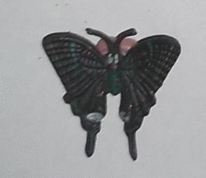 Magnet papillon 15