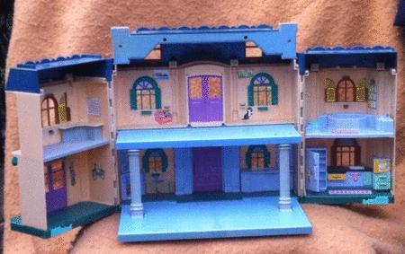 Achat : Maison victorienne wonderful street 1620  (Maisons de poupées) - Maisons de poupées neuf et d'occasion - Achat et vente