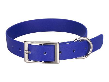 Achat : Collier biothane beta 25 x 55 cm bleu  (Colliers pour chiens) - Colliers pour chiens neuf et d'occasion - Achat et vente