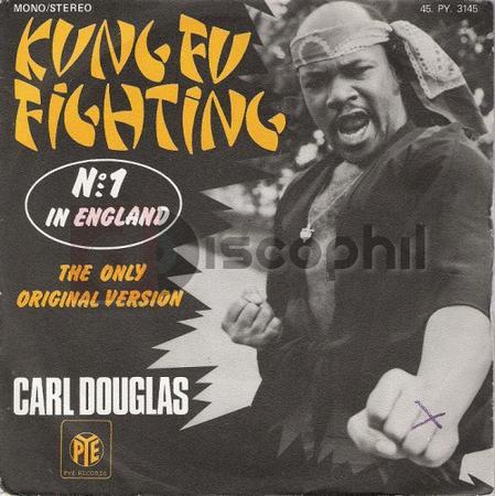 Achat : Carl douglas kung fu fighting  (Vinyles (musique)) - Vinyles (musique) neuf et d'occasion - Achat et vente