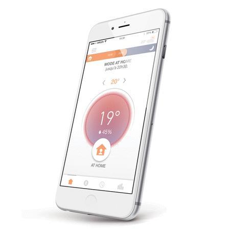 Achat : Thermostat connecté radio somfy  (Domotique) - Domotique neuf et d'occasion - Achat et vente