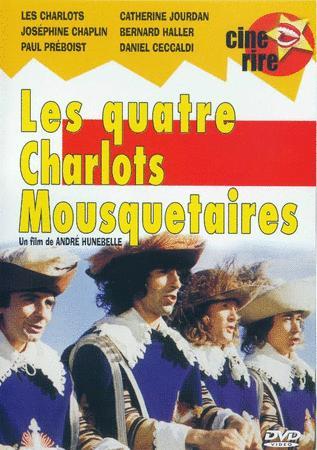 Achat : Dvd les quatre charlots mousquetaires les charlots  (Dvd) - Dvd neuf et d'occasion - Achat et vente