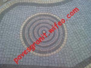 Paves  granit 10x10x05cm