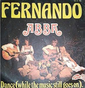 Abba fernando - dance