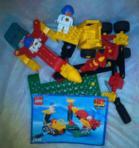 JEUX LEGO DUPLO VINTAGE TOOLO Space Station (Jouets En Plastique) - Jouets En Plastique neuf et d'occasion - Achat et vente