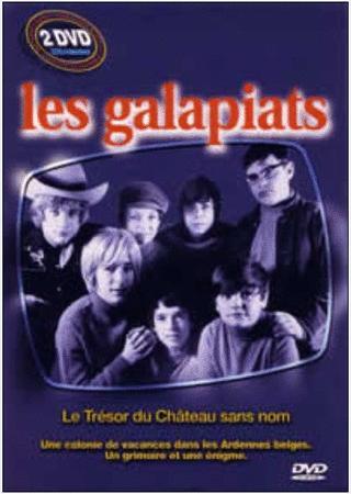 Achat : Coffret les galapiats : le trésor du château sans  (Dvd) - Dvd neuf et d'occasion - Achat et vente