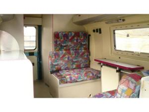 Camping car hymer magic fiat