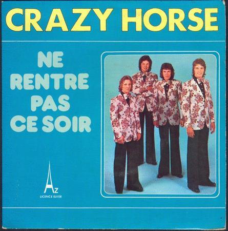 Achat : Crazy horse ne rentre pas ce soir  (Vinyles (musique)) - Vinyles (musique) neuf et d'occasion - Achat et vente