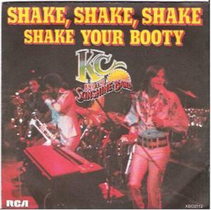 Kc and the sunshine band shake shake your booty