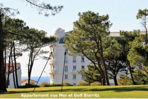 Biarritz vue mer et golf