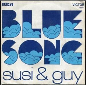 Susi & guy blue song