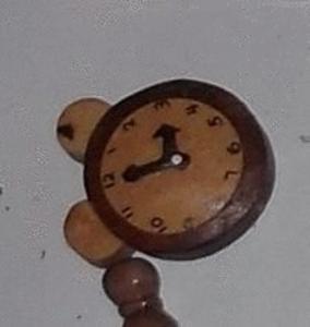 Magnet horloge