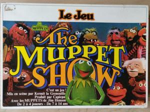 Jeu the muppet show