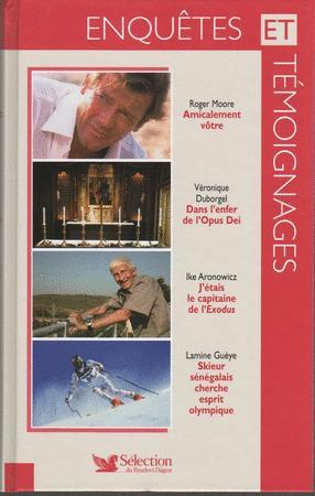 Achat : Roger moore - enquêtes et témoignages  (Litterature) - Litterature neuf et d'occasion - Achat et vente