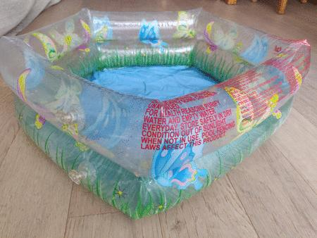 Achat : Piscine gonflable pour bébé  (Puériculture) - Puériculture neuf et d'occasion - Achat et vente