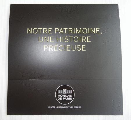 Achat : Dépliant monnaie de paris le coq 1000 € or 2016  (Pièces) - Pièces neuf et d'occasion - Achat et vente