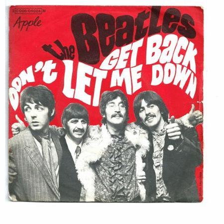 Achat : The beatles get back  (Vinyles (musique)) - Vinyles (musique) neuf et d'occasion - Achat et vente