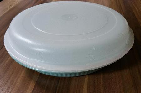 Achat : Plateau quiche moule à tarte tupperware ultra plus  (Moules à pâtisserie) - Moules à pâtisserie neuf et d'occasion - Achat et vente
