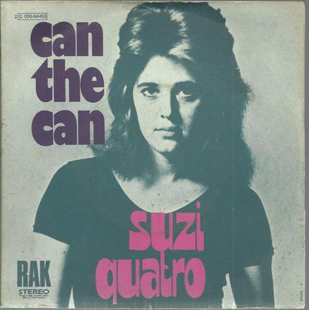 Achat : Suzi quatro can the can  (Vinyles (musique)) - Vinyles (musique) neuf et d'occasion - Achat et vente