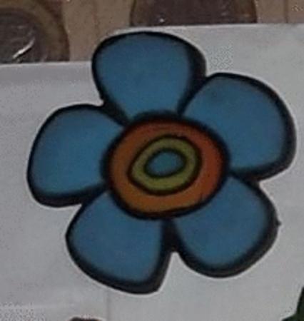 Achat : Magnet fleur  (Autres objets décoratifs) - Autres objets décoratifs neuf et d'occasion - Achat et vente
