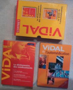 Dictionnaire medicaments vidal guide automedicatio