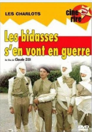 Achat : Les bidasses s'en vont en guerre , les charlots  (Dvd) - Dvd neuf et d'occasion - Achat et vente