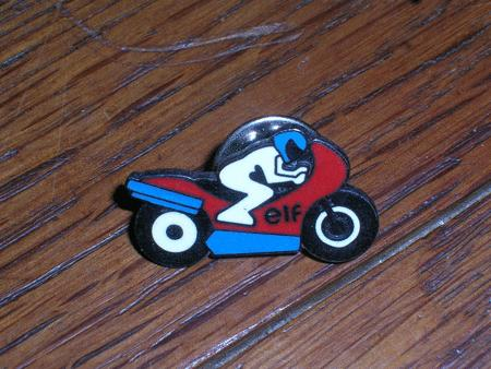 Achat : Pins competition moto elf  (Pins') - Pins' neuf et d'occasion - Achat et vente