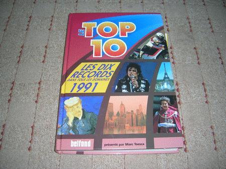 Achat : Le top 10 – les dix records dans tous les domaines  (Bd, humour) - Bd, humour neuf et d'occasion - Achat et vente