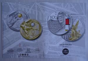Fascicule monnaie de paris 2016 numéro 1