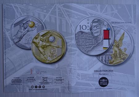 Achat : Fascicule monnaie de paris 2016 numéro 1  (Pièces) - Pièces neuf et d'occasion - Achat et vente